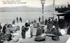 Mercado na praza da Pedra
