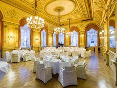 Historischer Saal im Zentrum in Heidelberg mieten | Eventlocation und Hochzeitslocation | location-mieten.com