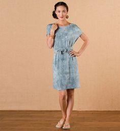 Save up to 75% at our Gaiam Annual Sale: Cloudwash Kaftan Dress
