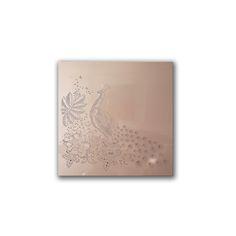 FLOWER E1705 | led light art | aluminum colorcoated | size 1.100 mm x 1.100 mm x 70 mm