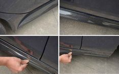 Amazon   JCSPORTLINE for Jaguar XE サイドステップ サイド スカート アプロンフィット サイドスポイラー/for Jaguar ジャガー XE R-Sport XE S モデル 2015 2016 2017 に適合/リアル カーボン 炭素繊維 carbon fiber製   サイドステップ   車&バイク Jaguar Xe, Tile Floor, Flooring, Tile Flooring, Wood Flooring, Floor
