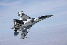 El caza ruso Su-35S se abre paso en China