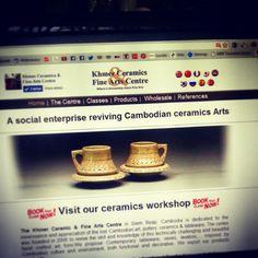 Fine Arts Center, Social Enterprise, Ceramic Art, Renaissance, Centre, Ceramics, Traditional, Mugs, Website