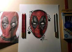 Guess what I just finished  #deadpool #deadpool #deadpoolart #badass #mercinary #zentangle #zendoodle #doodleartist #drawing #artist #instaart #instaartist #art_spotlight #artistworld #arts_help #sharedart #chantelbenedictartwork #zendoodle #tanglersofinstagram #linework #tribal #art_collective_mag #thinkspace #art_sanity #shaded_canvas #discoverytalent #arts_worldly #progress #drawing #linework #microns #tribal #talentedpeopleinc #featuregalaxy by c_benedict_97