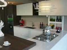 cuisine blanche laque 99 exemples modernes et lgants cuisine and design - Modele De Cuisine Blanche