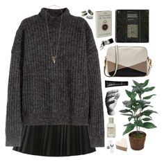 """The girl that's driving me mad is going away"" by nandim ❤ liked on Polyvore featuring Chicnova Fashion, H&M, NARS Cosmetics, Marc by Marc Jacobs, Topshop, Areaware and Le Labo"