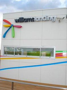 3D External Lettering Costs Do Not Need To Cost A Bomb. For The Williams  Landing
