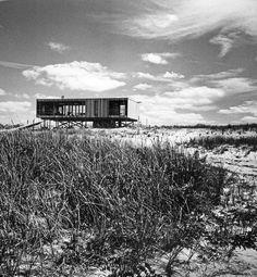 Modular Beach Homes   Dwell