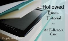 Hollowed Book Tutorial from SaltTree!