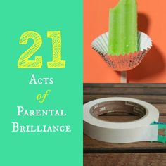 21 ridiculously easy Parent Hacks to make your life easier!