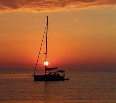 Thassos sunrise