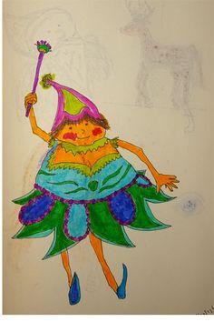 Elf made by @SUZANvanDelft