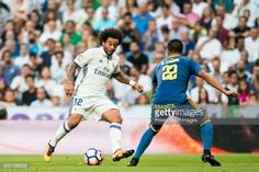 MADRID - AUGUST 27: Marcelo Vieira Da Silva of Real Madrid in... #praiadavieira: MADRID - AUGUST 27: Marcelo Vieira Da… #praiadavieira