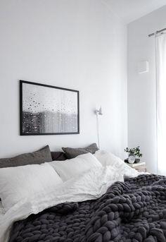 99 White And Grey Master Bedroom Interior Design http://philanthropyalamode.com/99-white-grey-master-bedroom-interior-design/