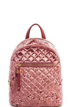 23fea80ba3 Princess Velvet Backpack