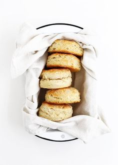 Tender Buttermilk Biscuits