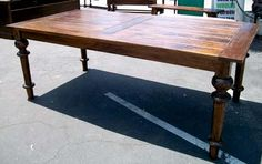 Dining table - $644 @ Nadeau