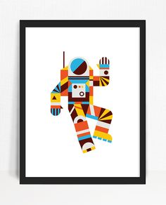 Cute prints....Hello Spaceman – Brave Outpost