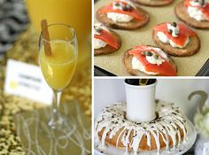Host a New Year's Eve party