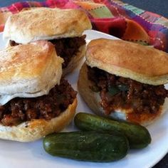 Grandma's Simple Sloppy Joe's Recipe