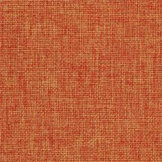 Vintage+Poly+Burlap+Orange from @fabricdotcom  This+versatile+medium+weight+polyester+burlap+fabric+is+perfect+for+window+treatments,+toss+pillows,+head+boards+and+craft+projects.+