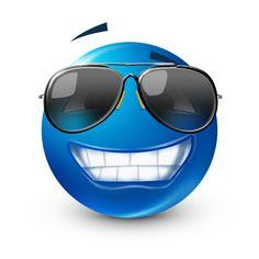 Sunglasses Smiley
