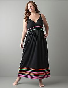 I'm itching to buy a maxi dress.