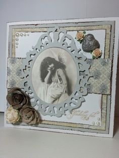 Christmas card with an angel Handmade Christmas, Handmade Cards, Christmas Cards, Angels, Frame, Home Decor, Craft Cards, Christmas E Cards, Picture Frame