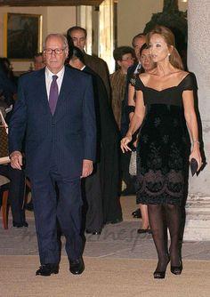 Miguel Boyer e Isabel Preysler (2007)