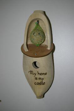 klomp Shoe Art, Tandem, Birdhouse, Bottle Opener, Beautiful Homes, Decoupage, Birds, Houses, Crafts