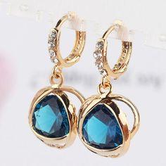 Free Jewelry - Dangle Drop Earrings - Clever Clad