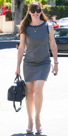 Jennifer Garner's Best Street Style Looks - May 2, 2014 from #InStyle
