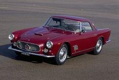 1961 Maserati 3500 GT Spyder | Maserati : 100 ans et toutes ses dents - Autonews.fr