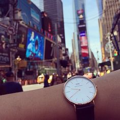 These city lights will inspire you. #danielwellington