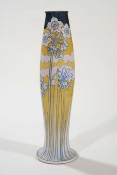 Vase with Jonquils, Galileo Chini, 1873 -1956