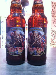 The Trooper (4,7% / Special Bitter / Stockport - Inglaterra) #cerveja #beer