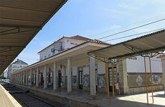 Estação de Beja, Portugal