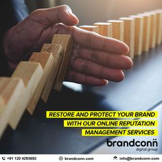 There is no doubt about the fact that reputation management strategies work like magic on repairing the damaged repetition. For the highest quality online reputation management services, you can get in touch with this online reputation management company India and rely upon them and there cohesive and technology-enhanced strategies to keep your brand and business free from any risk. Reputation Management, Management Company, Drive Online, India Online, Build Your Brand, Online Marketing, Magic, Technology, Touch