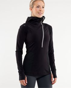 Run For It Pullover: seriously multifunctional