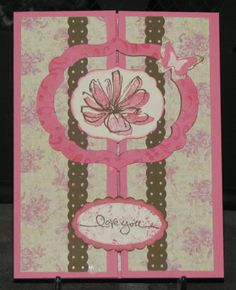 Card for my mom - closed