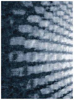 Salari Carpets    ephemerals: blue dawn