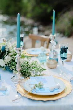 Vintage Tea Time Wedding Fête - Belle The Magazine Chic Wedding, Wedding Blog, Provence, Tea Party Bridal Shower, Centerpieces, Table Decorations, Welcome Spring, Sophisticated Bride, Something Blue