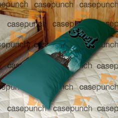 An2-ghost Bc Opus Eponymous Body Pillow Case