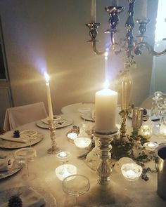 Narnia themed dinner party