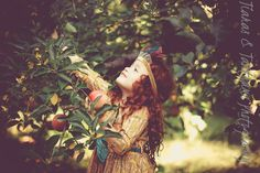 Gorgeous little model at the Apple Orchard photography shoot / workshop Surrealism Photography, Conceptual Photography, Apple Orchard Photography, Red Beard, Dreamy Photography, Challenge Ideas, Portrait Inspiration, Little Red, Red Hair