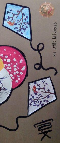 La Chine - lesptitsbricoleurss jimdo page! China Art, China China, Diy Carnival, Funny Socks, Fitness Gifts, Art Plastique, Elementary Art, Chinese New Year, Chinoiserie