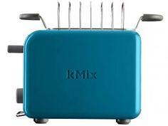 Torradeira Kenwood Azul kMix TTM023 - Regulagem de Tostagem