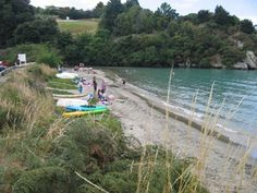 Stephens Bay, Kaiteriteri - is there room for a marquee on the reserve here perhaps? Park, Room, Ideas, Bedroom, Parks, Rooms, Thoughts, Rum, Peace