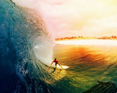 Someday I'm going to learn to surf like this
