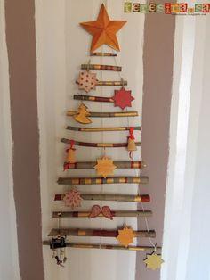 45 ideias para fazer enfeites de Natal com objetos que você tem em casa   Economize